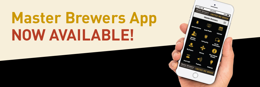 Master Brewers App